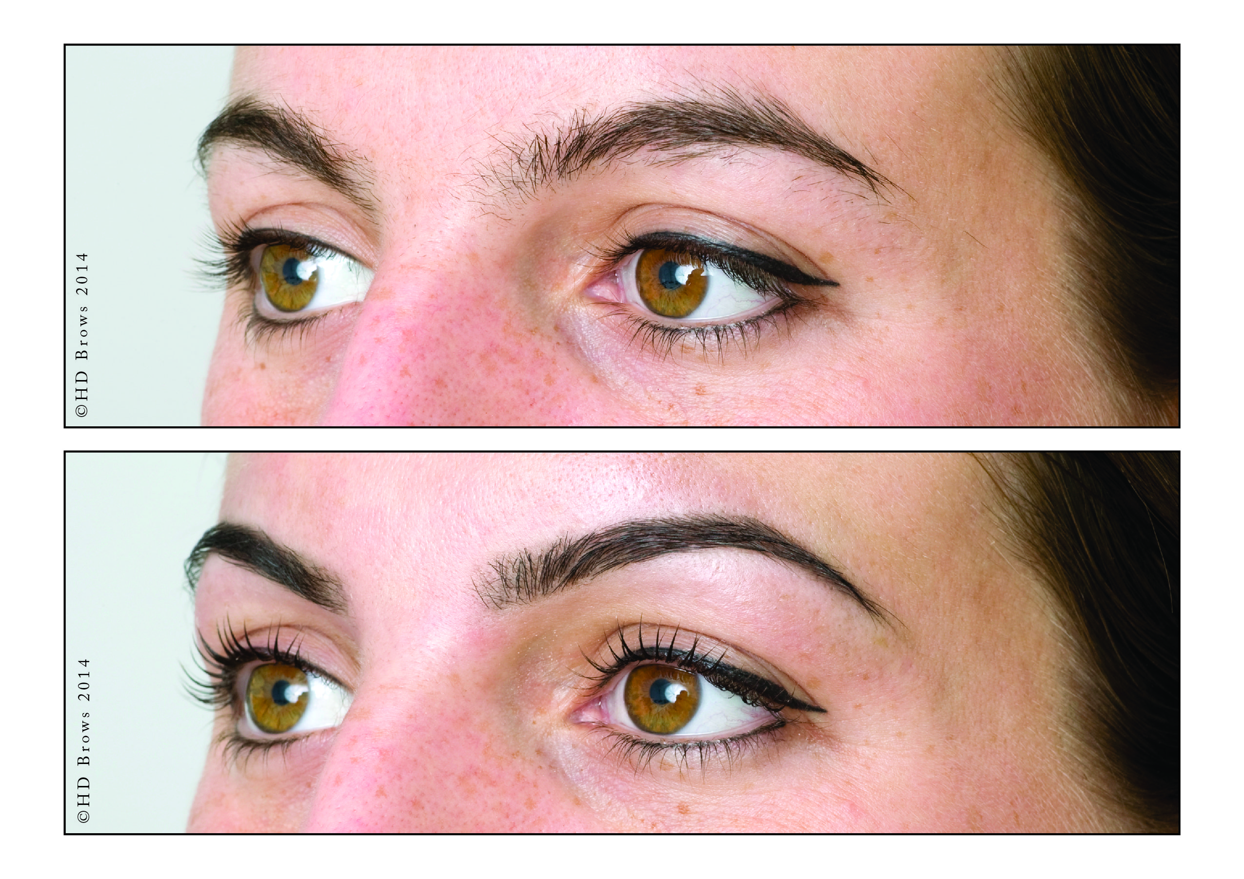 Patch test for hd brows kit